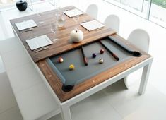 Table & pool