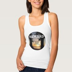 Nature Photo Reward Quote by Kat Worth Tank Top - beauty gifts stylish beautiful cool