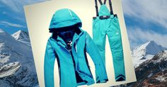 You could win this snowsuit (jacket & pants, $185 value) from GettingOuttaTown.com. Winner announced October 29th!