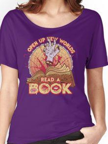 Read a Damn'd Book Women's Relaxed Fit T-Shirt