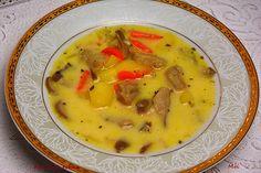 R'n'G Kitchen: Zupa z boczniakami