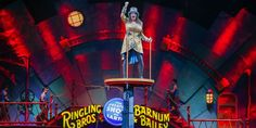 A goodbye visit to the aged and controversial Ringling Bros., which calls it quits this spring Circus Art, Alexander Calder, Historical Fiction, Wall Street, Supreme, Neon Signs, Group, Twitter, Spring