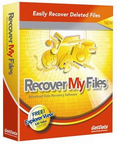 Recovery My Files Full İndir