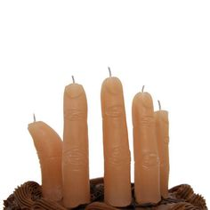 Thumbsup - Finger Candle Set (pack Of 5)   Buy Online in South Africa   TAKEALOT.com