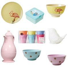Quem resiste aos utensílios e itens de decoração da marca Dinamarquesa Rice da @coelhonalua? Veja mais:http://bit.ly/2f9nhyn