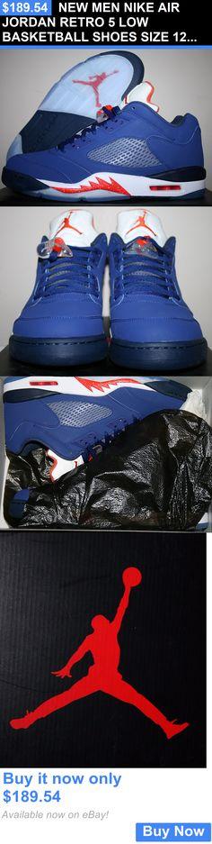 2e8a0bbc326e Men Shoes  New Men Nike Air Jordan Retro 5 Low Basketball Shoes Size 12 Gift