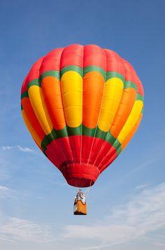 Chagrin Falls, Ohio balloon race