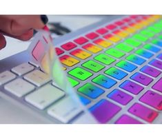 neon keyboard ★ I want