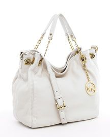 I think I need another white purse. Michael??