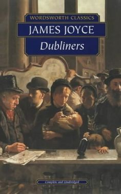 The Dubliners book a collection of 15 short stories first published in 1914.