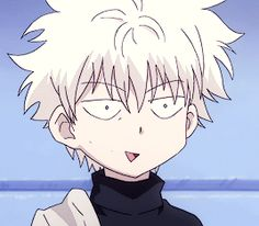 Animated gif uploaded by ㅤ ㅤ. Find images and videos about gif, hunter x hunter and killua on We Heart It - the app to get lost in what you love. Hunter X Hunter, Animated Gif, Anime Art, Animation, Memes, Icons, Current Mood, Meme Faces, Crushes
