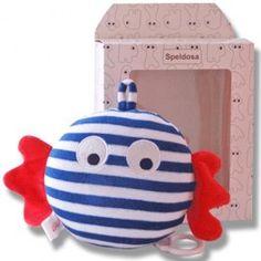 Muñeco con música de nana para bebé