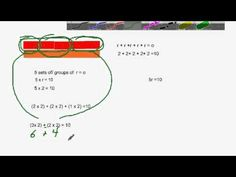 ▶ cuisenaire multiplication.avi - YouTube