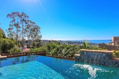 We're loving the view from this gorgeous 5,632 Square Feet villa in #LaJolla!