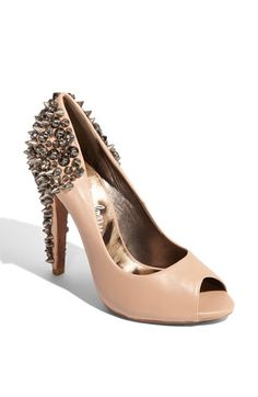 These are divine. They're the perfect blush color to go with my interview pencil skirt & tee. Sam Edelman 'Lorissa' Pump $200