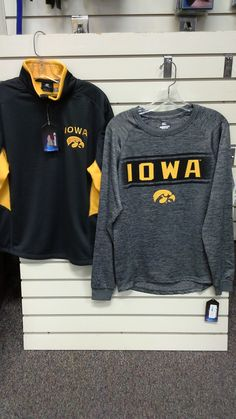Iowa Hawkeyes Long-Sleeve