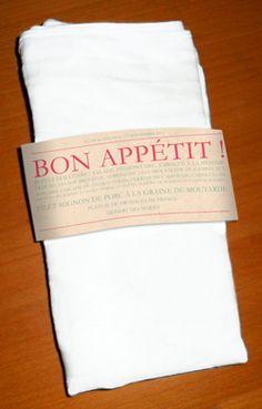 1000+ images about ROND DE SERVIETTE on Pinterest  Napkin rings ...
