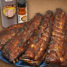 An Insider's Peek and Recipe for Award-Winning Memphis-Style BBQ Dry Rub Recipe from Central BBQ - FoodyDirect