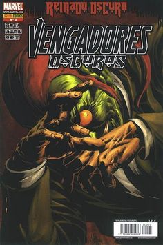 Vengadores oscuros. Reinado oscuro #5
