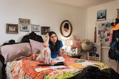 'Boomerang Kids': Images of college graduates with huge debts who live with their parents | Dangerous Minds