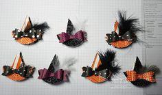 A Few More Halloween Clip Hats