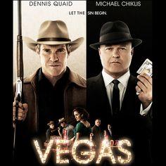 Vegas - new drama tv show.  Looks interesting.