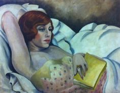 paintings of gerda wegener - Google Search