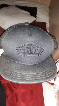 397f3579 Extra Off Coupon So Cheap Vans Trucker Hat