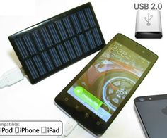 DIY Solar Phone Charger ($5 Battery Free - UPDATED!)-   And then put it in an altoid tin!