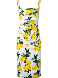 I have a serious obsession with lemon-printed clothes, and I wish it would catch on in popularity so that I could find more things like this.