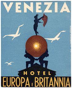 Venezia - Hotel Europa e Britannia