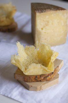 La Cuchara Azul | Risotto de espárragos y crujiente de queso manchego Las Terceras | queso manchego | recetas | gourmet