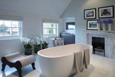 Fiona Barratt Interiors. #bath #badezimmer
