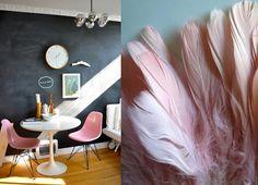 CREATIVE LIVING - where Scandinavian Interior Design meet International Trends: The Many Shades of Pink