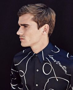 "lovegrizi: ""Antoine Griezmann for GQ France """
