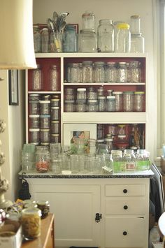 canning cupboard More LDS Preparedness Tips at: LDSEmergencyResources.com
