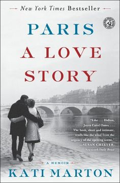 This is a memoir for anyone who has ever fallen in love in Paris, or with Paris. PARIS: A LOVE STORY is for anyone who has ever had their heart broken or their life upended. In this remarkably honest and candid memoir, award-winning journalist and distinguished author Kati Marton narrates an impassioned and romantic story of love, loss, and life after loss. Paris is at the heart of this deeply moving account. At every stage of her life, Ma