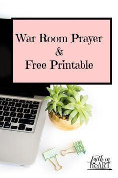 War room prayer pinterest