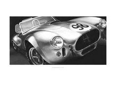 Vintage Racing I Art Print at AllPosters.com