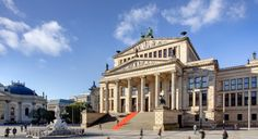 Top 20 things to do in Berlin: The Konzerthaus Berlin