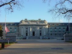 Naval Academy in Annapolis, Md.- Bancroft Hall
