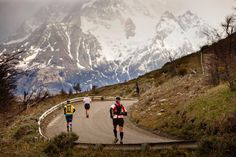 Patagonian International Marathon?