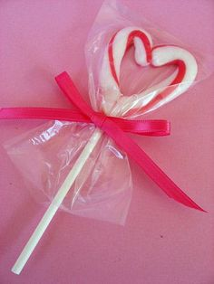 Make Valentines Out of Leftover Candy Canes