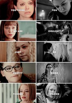 "Orphan Black: ""You think we are just pretty things. You couldn't be more wrong."""