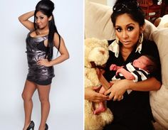"""""""Jersey Shore"""" Cast -- How They've Changed Since Season One!"""