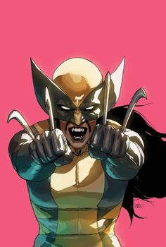 All New Wolverine #14 variant cover by Leinil Yu