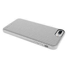 Prodigee - Breeze Case for Apple® iPhone® 7 Plus - Silver