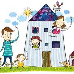 Lo que dijo toda la familia, un precioso cuento de Hans Christian Andersen para los niños. #familia