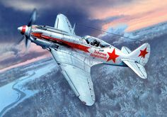 MiG 3 - Za partiyu bolshevikov - Rudenko