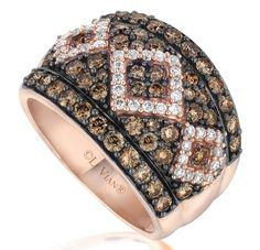 Le Vian Chocolate Jewelry Rings Collection